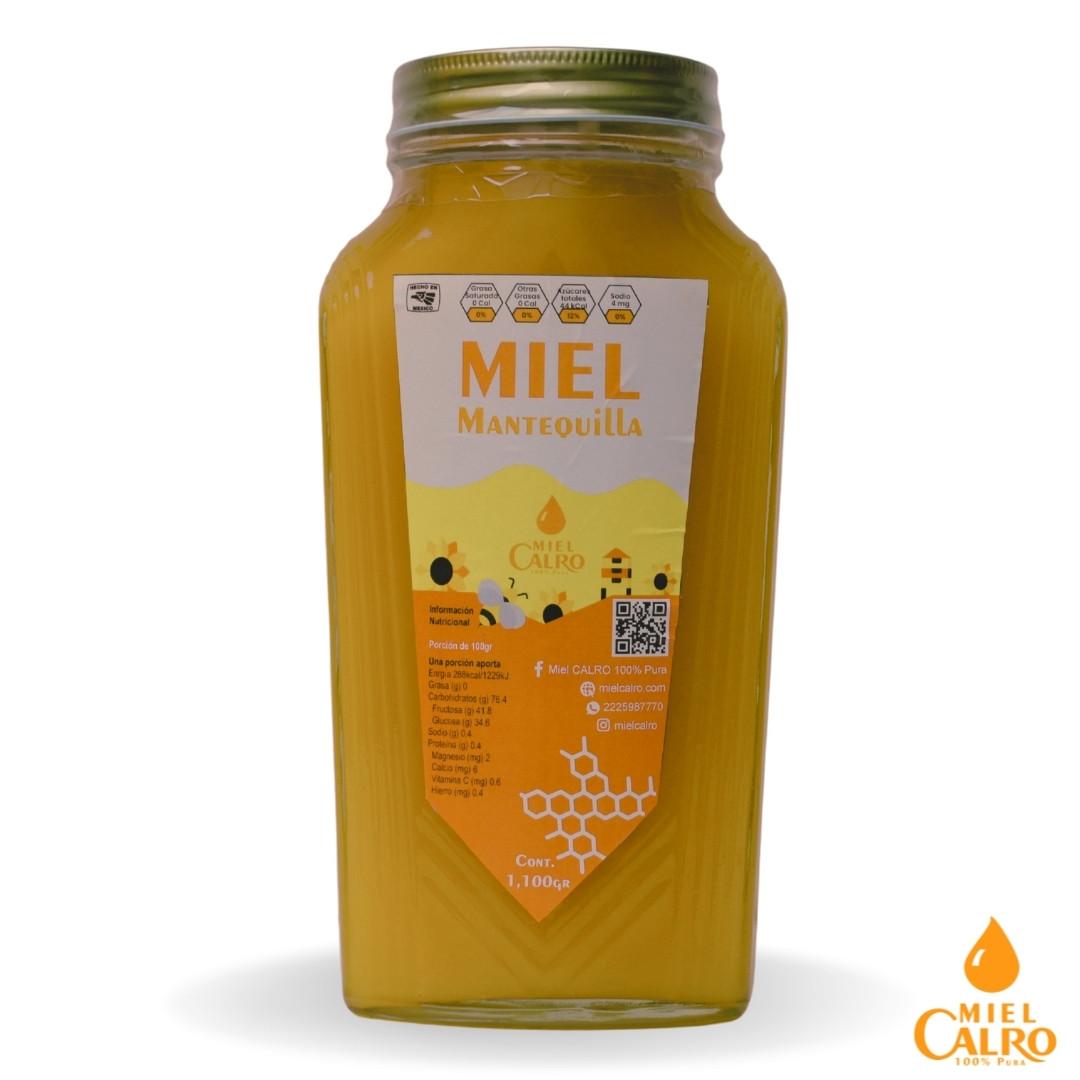 Miel Mantequilla 1.1kg